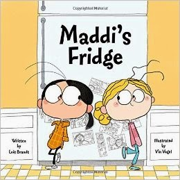 Help us in bringing Maddi's Fridge to every elem school library in NWA | www.purecharity.com/scc-books