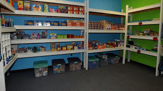 School Pantries are an option for the Rising Homeless K-12 Population in NWA @bigpittstop #NWArkCares