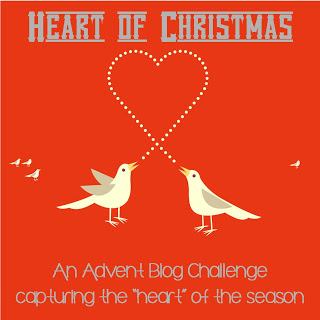 Heart of Christmas Blog Challenge