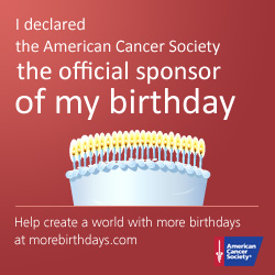 birthday sponsor