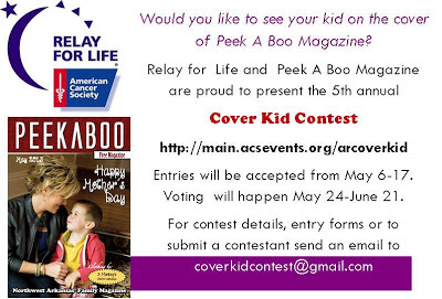 CoverKid Contest