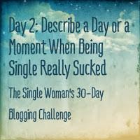 When being single sucks