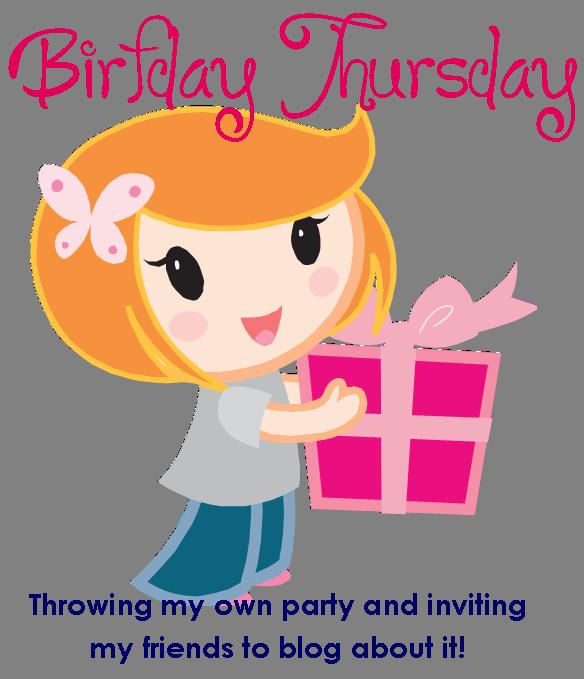 Birfday Thursday {Rhonda Bramell}