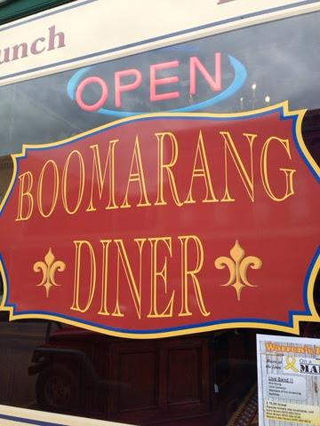 Boomarang Diner-Van Buren