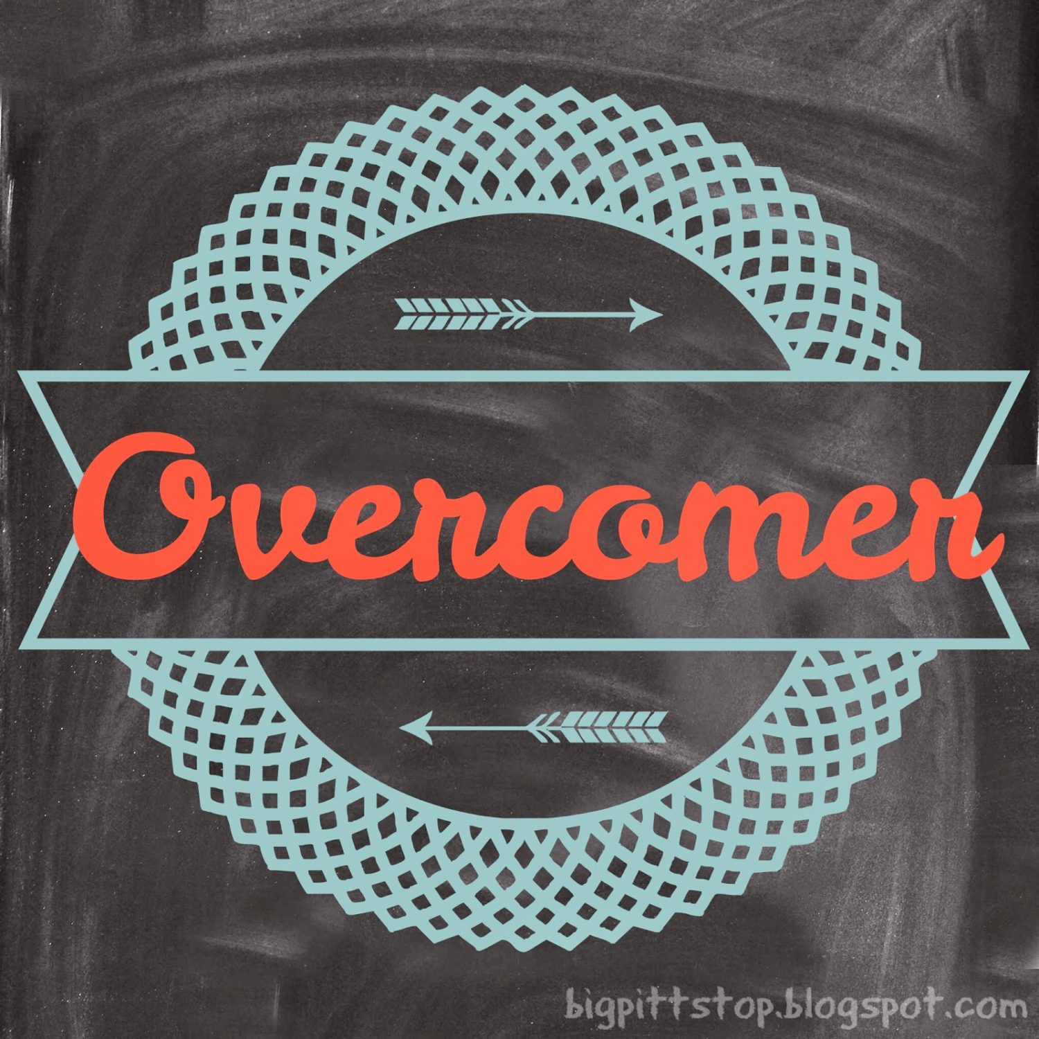 OVERCOMER: Greg Pierce