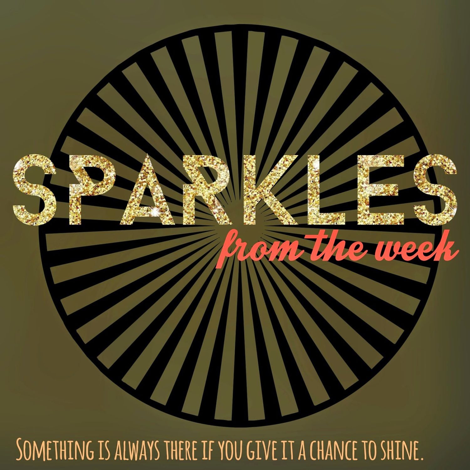Sparkles from the week – Jan 23