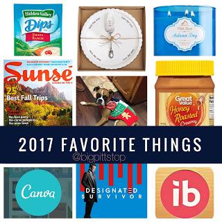 2016 Favorite Things