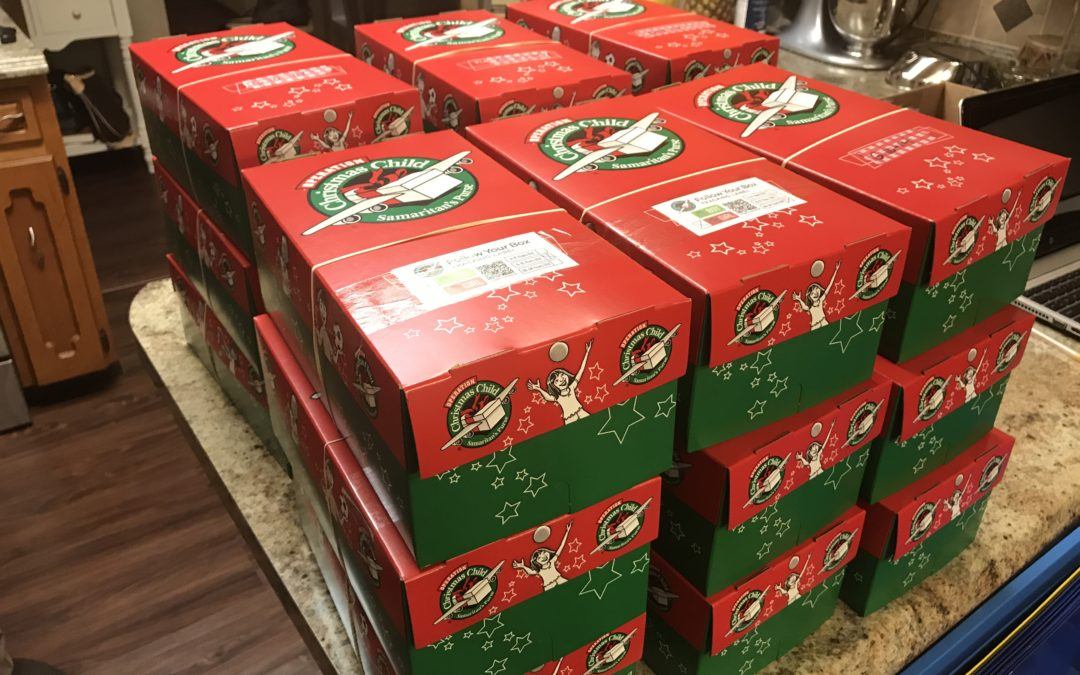 Why Operation Christmas Child?